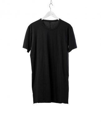 BORIS BIDJAN SABERI BBS Men TS1 Classic Tshirt Regular Fit Object Dyed F035 cotton black hide m 2