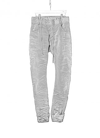 BORIS BIDJAN SABERI BBS P13TF FET10004 men pants herren hose jeans cotton pl ea faded dark grey hide m 1