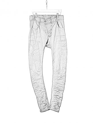 BORIS BIDJAN SABERI BBS P13TF FTS10001 men pants herren hose jeans cotton ly faded dark grey hide m 1
