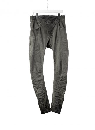 BORIS BIDJAN SABERI BBS P13TF FTS10001 men pants herren hose jeans cotton ly faded dark grey hide m 2