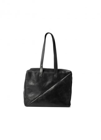 MA MAcross Maurizio Amadei Double Hand Medium Diagonal Bag BQ44 Tasche horse leather black hide m 2