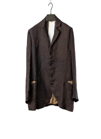 CHEREVICHKIOTVICHKI women relaxed blazer jacket damen jacke 12020 linen dark grey hide m 2