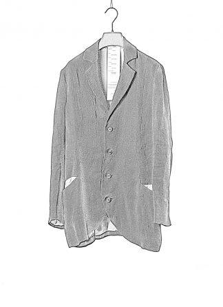 CHEREVICHKIOTVICHKI women relaxed blazer jacket damen jacke 12020 linen dark olive hide m 1