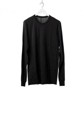 11 by BORIS BIDJAN SABERI BBS 11byBBS Men Longsleeve Tshirt LS1B F1101 Herren t shirt cotton black hide m 2