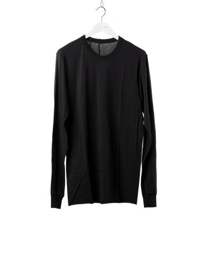11 by BORIS BIDJAN SABERI BBS 11byBBS Men Longsleeve Tshirt LS1B F1101 Herren t shirt cotton black hide m 2