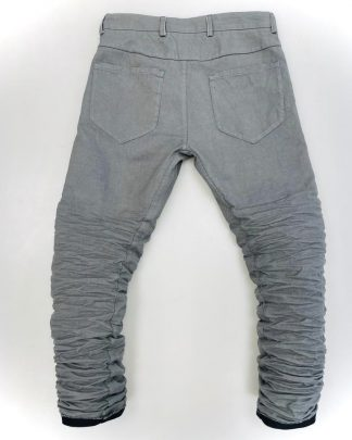 LAYER 0 5p pants light grey 2