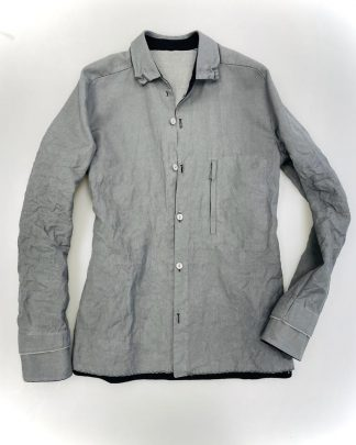 LAYER 0 shirt l grey 1
