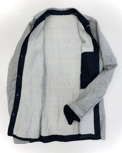 LAYER 0 shirt l grey 2