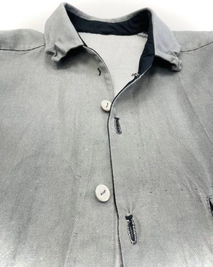 LAYER 0 shirt l grey 3