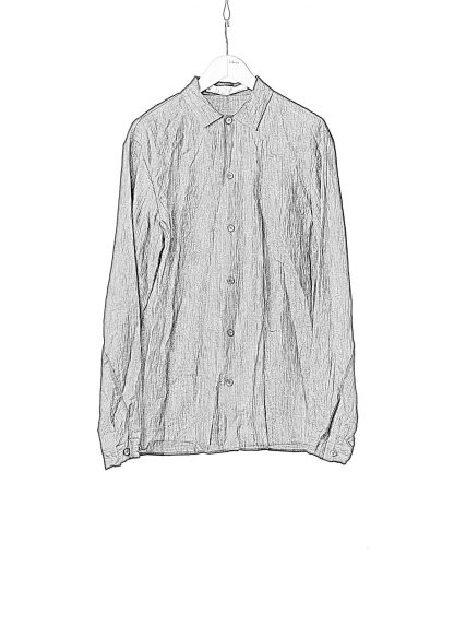 M.A Macross Maurizio Amadei Men Medium Fit Shirt H221 Oj029 sartor limited unique exclusive exclusively Herren Hemd japanese kimonos dark blue ramie hide m 1