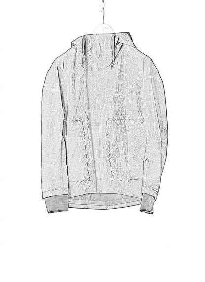 TAICHI MURAKAMI Men Mountain Parka Jacket Origami Sleeve Herren Jacke Regenjacke 3 layer nylon waterproof black hide m 1