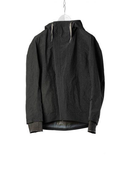 TAICHI MURAKAMI Men Mountain Parka Jacket Origami Sleeve Herren Jacke Regenjacke 3 layer nylon waterproof black hide m 2