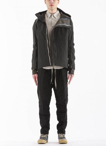 TAICHI MURAKAMI Men Mountain Parka Jacket Origami Sleeve Herren Jacke Regenjacke 3 layer nylon waterproof black hide m 3