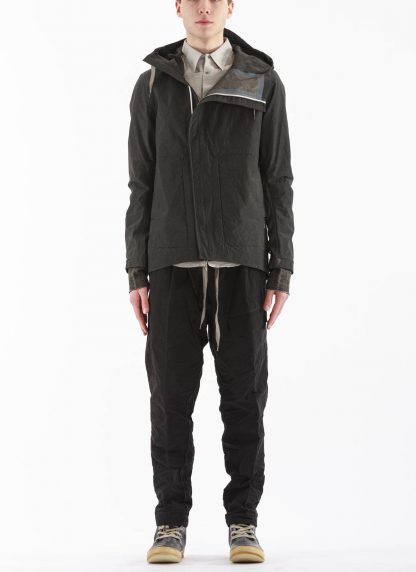 TAICHI MURAKAMI Men Mountain Parka Jacket Origami Sleeve Herren Jacke Regenjacke 3 layer nylon waterproof black hide m 4