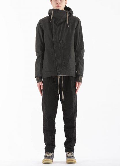 TAICHI MURAKAMI Men Mountain Parka Jacket Origami Sleeve Herren Jacke Regenjacke 3 layer nylon waterproof black hide m 5