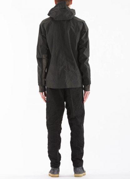 TAICHI MURAKAMI Men Mountain Parka Jacket Origami Sleeve Herren Jacke Regenjacke 3 layer nylon waterproof black hide m 7