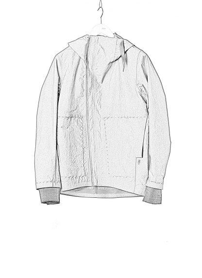 TAICHI MURAKAMI Men Mountain Parka Jacket Origami Sleeve Herren Jacke Regenjacke 3 layer nylon waterproof medium grey hide m 1