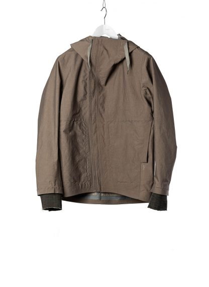 TAICHI MURAKAMI Men Mountain Parka Jacket Origami Sleeve Herren Jacke Regenjacke 3 layer nylon waterproof medium grey hide m 2