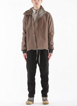 TAICHI MURAKAMI Men Mountain Parka Jacket Origami Sleeve Herren Jacke Regenjacke 3 layer nylon waterproof medium grey hide m 3