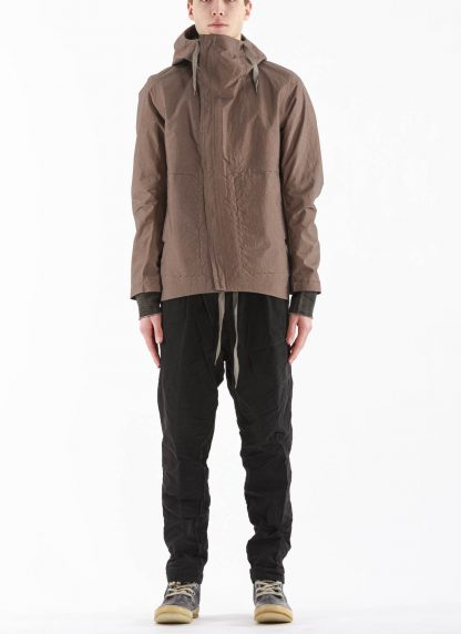 TAICHI MURAKAMI Men Mountain Parka Jacket Origami Sleeve Herren Jacke Regenjacke 3 layer nylon waterproof medium grey hide m 5