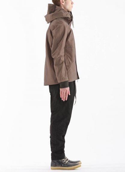 TAICHI MURAKAMI Men Mountain Parka Jacket Origami Sleeve Herren Jacke Regenjacke 3 layer nylon waterproof medium grey hide m 6