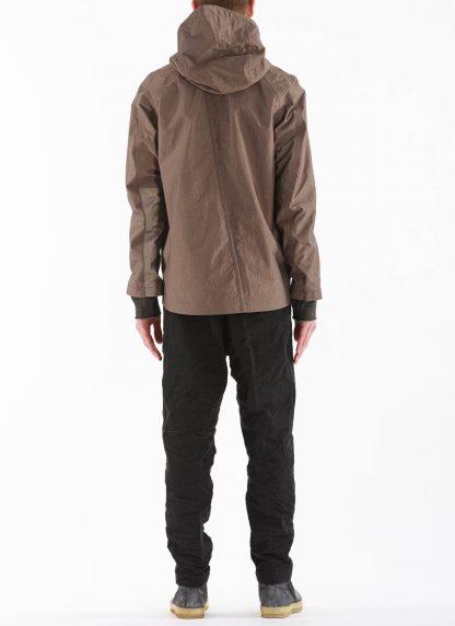 TAICHI MURAKAMI Men Mountain Parka Jacket Origami Sleeve Herren Jacke Regenjacke 3 layer nylon waterproof medium grey hide m 7