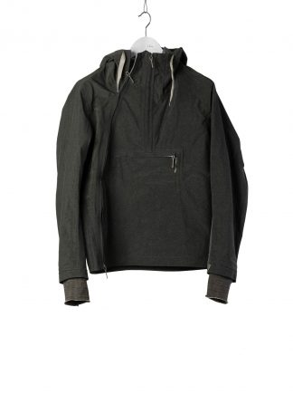 TAICHI MURAKAMI Men Parka Anorak Origami Sleeve Herren Jacke Regenjacke 3 layer nylon waterproof black hide m 2