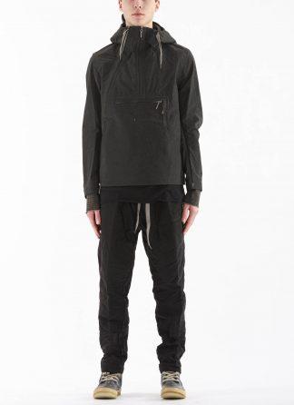 TAICHI MURAKAMI Men Parka Anorak Origami Sleeve Herren Jacke Regenjacke 3 layer nylon waterproof black hide m 3