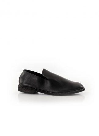 GUIDI 100 men slipper with heel shoe slip on herren schuhe calf leather black hide m 2