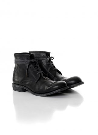 ADICIANNOVEVENTITRE A1923 Augusta Men Ankle Boot 06 shoe herren schuh stiefel goodyear horse leather full black hide m 2