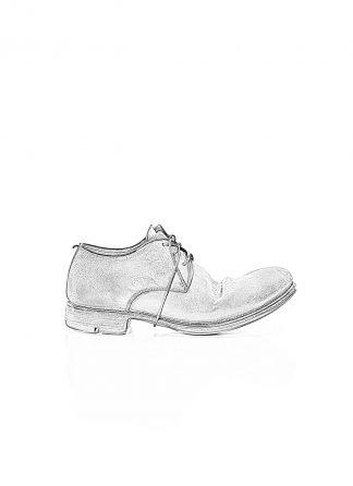 LAYER 0 Men Classic Derby Shoe 1.5 h7 gy goodyear 23 05 Herren Schuh shell horse cordovan r leather g.grey black hide m 1