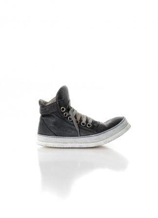 ADICIANNOVEVENTITRE A1923 Augusta 019 women sneaker damen frauen schuh shoe white rubber sole horse leather grey hide m 2
