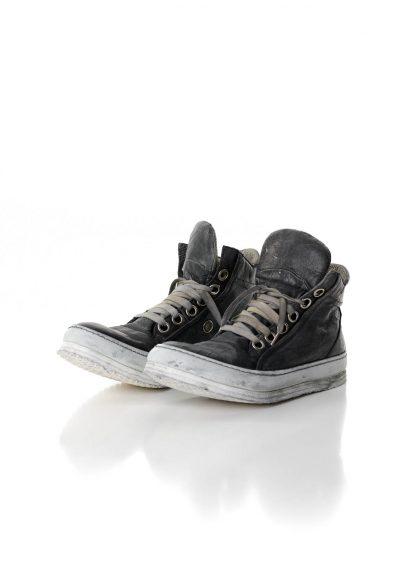 ADICIANNOVEVENTITRE A1923 Augusta 019 women sneaker damen frauen schuh shoe white rubber sole horse leather grey hide m 4