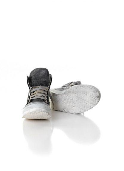 ADICIANNOVEVENTITRE A1923 Augusta 019 women sneaker damen frauen schuh shoe white rubber sole horse leather grey hide m 5