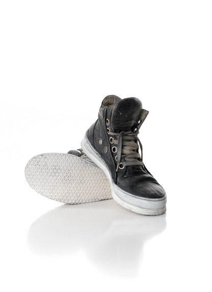 ADICIANNOVEVENTITRE A1923 Augusta 019 women sneaker damen frauen schuh shoe white rubber sole horse leather grey hide m 6