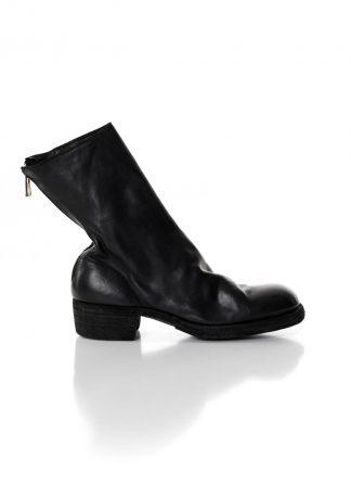 GUIDI 788Z men back zip boot herren schuh stiefel horse full grain leather black hide m 2