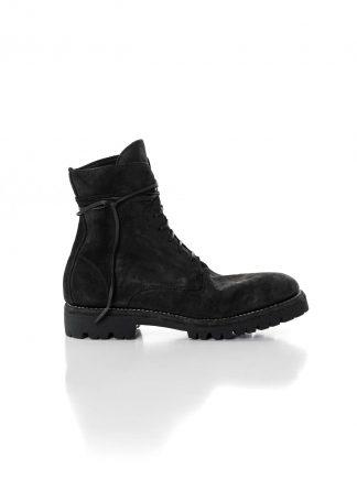 GUIDI 795V men lace up boot vibram sole herren schuh stiefel horse cordovan cont leather black hide m 2