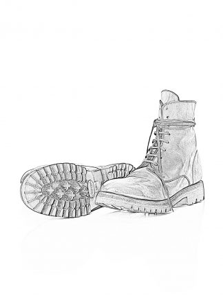 GUIDI 795V men lace up boot vibram sole herren schuh stiefel horse full grain leather black hide m 1