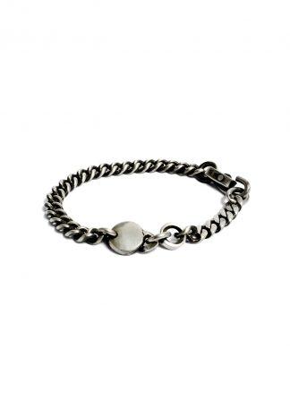 werkstatt munchen m2564 bracelet round jewelry jewellery 925 sterling silver hide m 1