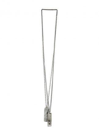 werkstatt munchen m3122 necklace tags faith love hope jewelry jewellery 925 sterling silver hide m 1