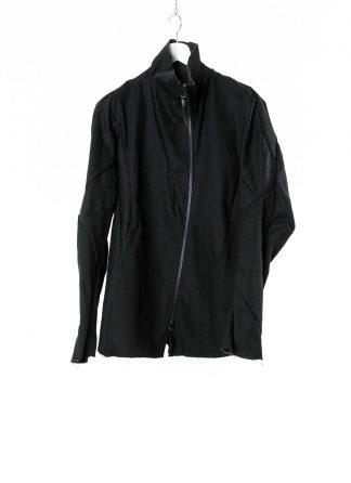 LEON EMANUEL BLANCK LEB Men Distortion Straight Jacket DIS M SJ 01 Herren Jacke japanese selfedge denim black hide m 22
