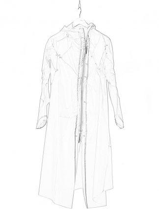 Leon Emanuel Blanck LEB women distortion overundercoat coat damen frauen mantel jacke pu yellow hide m 1