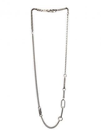 werkstatt munchen muenchen m3852 fine choker trace links necklace kette halskette jewelry jewellery schmuck 925 sterling silver hide m 1