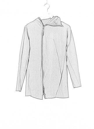 LEON EMANUEL BLANCK LEB Men Distortion Zipped Hoody DIS M HOZ 01 Herren Jacket Jacke Zipper Sweater cotton black hide m 1