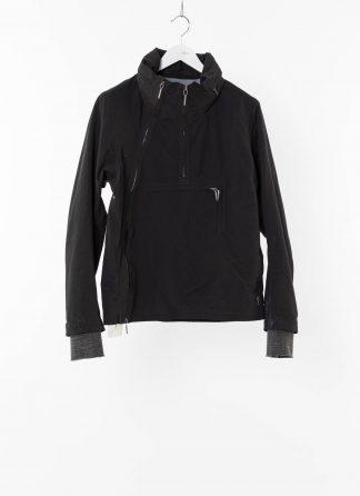 TAICHI MURAKAMI Men Anorak Origami Sleeve V2 Herren Jacke Jacket 3 layer nylon waterproof full black hide m 2