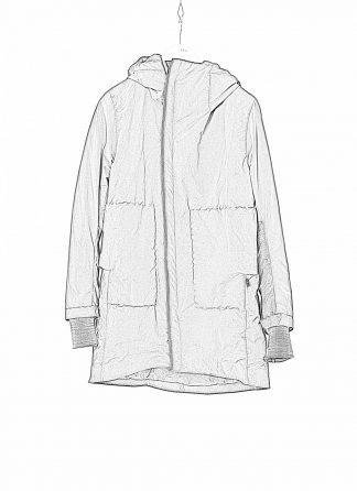 TAICHI MURAKAMI Men Mountain Parka Long Origami Sleeve Primaloft V2 Herren Jacke Mantel Coat 3 layer nylon waterproof black hide m 1