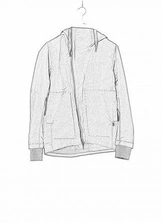TAICHI MURAKAMI Men Mountain Parka Origami Sleeve Herren Jacke Jacket Mantel Coat 3 layer nylon waterproof handpainted black hide m 1