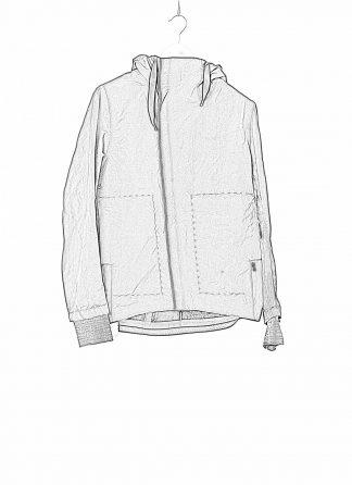TAICHI MURAKAMI Men Mountain Parka Origami Sleeve V2 Herren Jacke Jacket 3 layer nylon waterproof black hide m 1