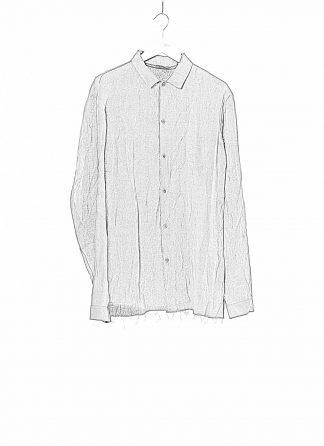 MA MAcross Maurizio Amadei Men Medium Fit Shirt H222 LL4 Herren Hemd linen coal hide m 1